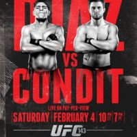 UFC 143 - Nick Diaz vs Carlos Condit